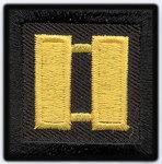 Premier Emblem PE1026 1 1/2 x 1 1/2 Captain