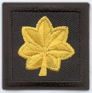 Premier Emblem PE1051 1 1/2 x 1 1/2 Major