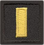 Premier Emblem PE1100 1 X 1 Lieutenant - Mini