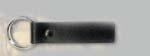 Premier Emblem PL-9107-1 Zipper Pull / Key Fob