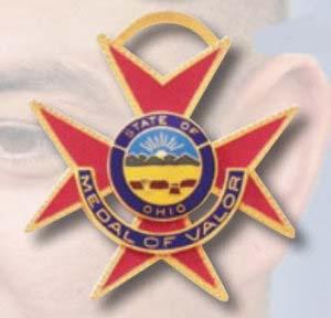 Premier Emblem PM-11 Commendation Medal PM-11