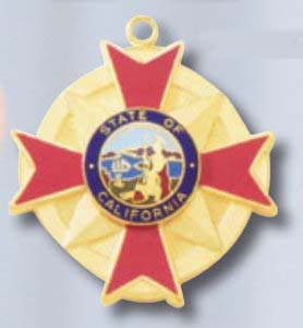 Premier Emblem PM-12 Commendation Medal PM-12