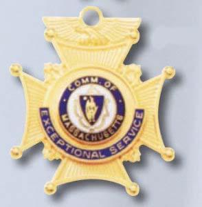 Premier Emblem PM-13 Commendation Medal PM-13