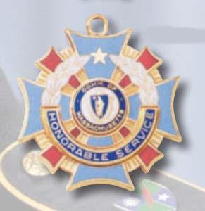 Premier Emblem PM-16 Commendation Medal PM-16