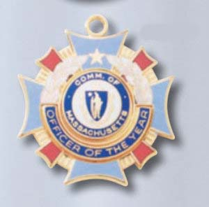 Premier Emblem PM-18 Commendation Medal PM-18
