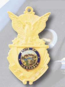 Premier Emblem PM-19 Commendation Medal PM-19