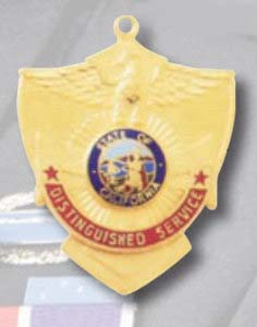 Premier Emblem PM-20 Commendation Medal PM-20