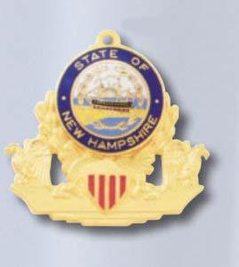 Premier Emblem PM-23 Commendation Medal PM-23