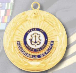 Premier Emblem PM-25 Commendation Medal PM-25