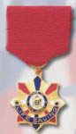 Premier Emblem PM-4 Commendation Medal PM-4