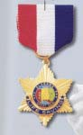 Premier Emblem PM-5 Commendation Medal PM-5