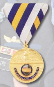 Premier Emblem PM-6 Commendation Medal PM-6