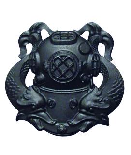 Premier Emblem PMBM-337 Diver First Class