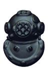Premier Emblem PMBM-338 Diver Second Class