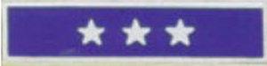 Premier Emblem PMC-307 Custom Commendation Bar - PMC-307