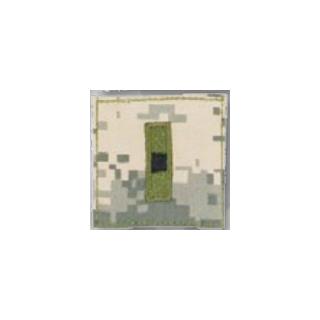Premier Emblem PMSV-112 BLACK ACU ranks WT VELCRO - Warrant Officer 1