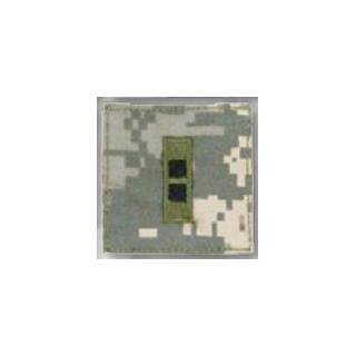 Premier Emblem PMSV-113 BLACK ACU ranks WT VELCRO - Warrant Officer 2