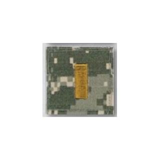 Premier Emblem PMSV-116 BLACK ACU ranks WT VELCRO - 2nd Lieutenant