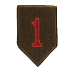 1st Infantry Div