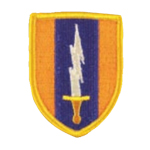 Premier Emblem PMV-0001J 1st Signal Bde