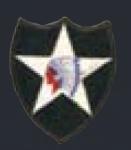 Premier Emblem PMV-0002A 2nd Inf Div
