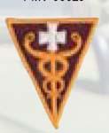 Premier Emblem PMV-0003I 3rd Med Cmd