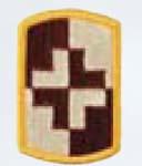 Premier Emblem PMV-0004D 4th Medical Bde