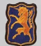 Premier Emblem PMV-0006C 6th Army Cavalry