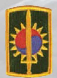 Premier Emblem PMV-0008E 8th MP Bde