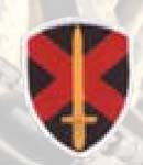 Premier Emblem PMV-0010C 10th Personnel Cmd