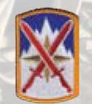Premier Emblem PMV-0010D 10th Support Bde