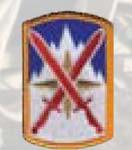 Premier Emblem PMV-0010D 10th Support Bde