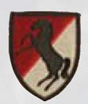 Premier Emblem PMV-0011A 11th Arm Cavalry
