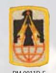 Premier Emblem PMV-0011D 11th Signal Bde