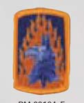 Premier Emblem PMV-0012A 12th Aviation Bde