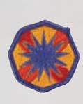Premier Emblem PMV-0013A 13th Support Bde