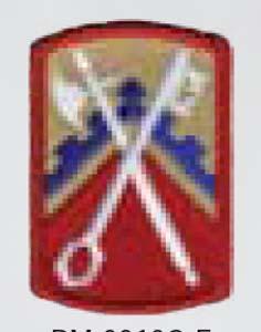 Premier Emblem PMV-0016C 16th Sustainment Bde