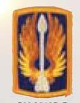 Premier Emblem PMV-0018B 18th Aviation Bde