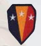 Premier Emblem PMV-0050B 50th Infantry Bde