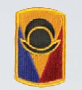 Premier Emblem PMV-0053B 53rd Infantry Bde