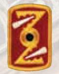 Premier Emblem PMV-0072A 72nd FA Bde