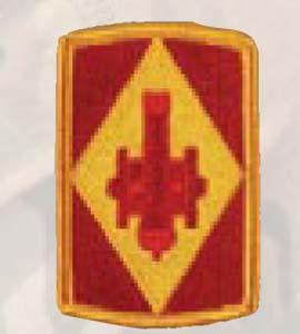 Premier Emblem PMV-0075A 75th FA Bde