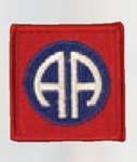 Premier Emblem PMV-0082A 82nd Airborne Div