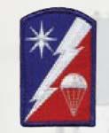 Premier Emblem PMV-0082B 82nd Sust Bde