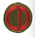 Premier Emblem PMV-0085A 85th Infantry Div