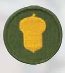 Premier Emblem PMV-0087A 87th Infantry Div