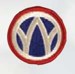 Premier Emblem PMV-0089A 89th Infantry Div
