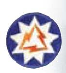 Premier Emblem PMV-0093A 93rd Signal Bde