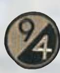 Premier Emblem PMV-0094B 94th Infantry Div