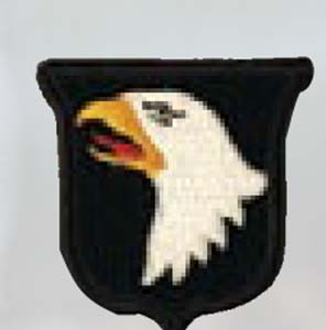 Premier Emblem PMV-0101A 101st Airborne Div